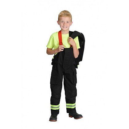 AeroMax Jr. Firefighter Costume Gear Set
