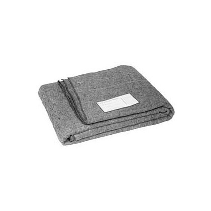 Junkin First Aid Blanket, Gray