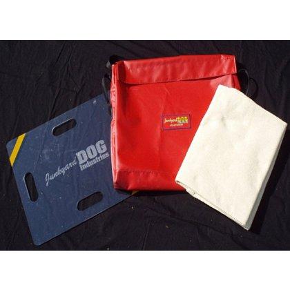 Junkyard Dog: Patient Protection Kit (Single Panel, Double Panel, Blanket, Bag)