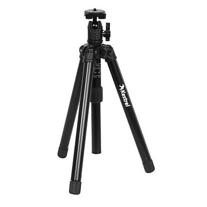 Kestrel: Collapsible Compact Tripod for Weather Meters