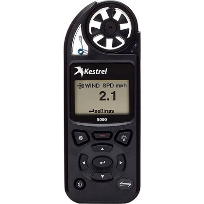 Kestrel: 5000 Environmental Meter