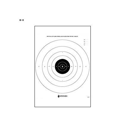 LET, Inc: Standard Paper Targets, 50 ct