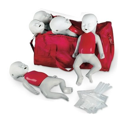 Simulaids Baby Buddy CPR Manikin Accessories