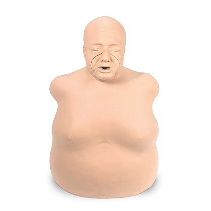 Nasco Lifeform Fat Old Fred Manikin