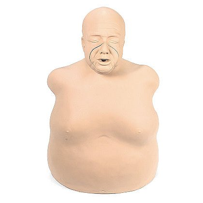 Nasco Lifeform Fat Old Fred Manikin Replacement Parts