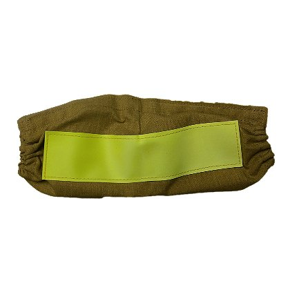 Lion: Goggles Guard, Natural PBI w/ 3M Scotchlite Reflective Material