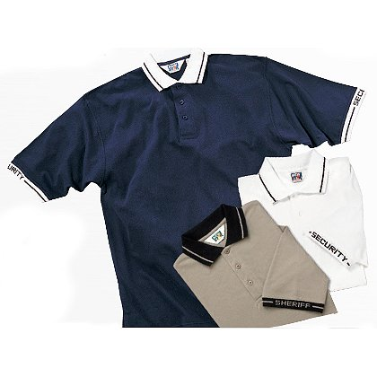 Liberty Uniforms Knit Identity Pique Polo