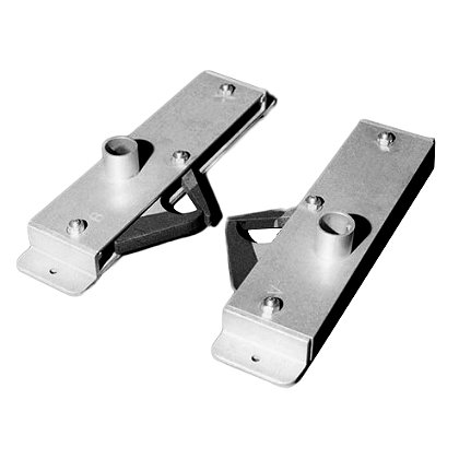 Duo Safety Ladder Lock Assembly