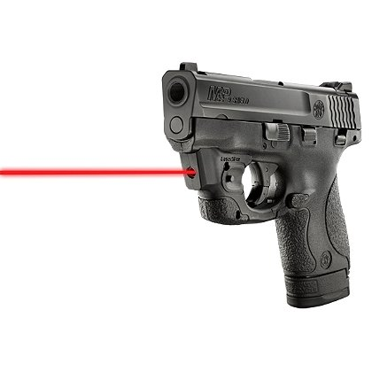LaserMax: CenterFire Laser for Smith & Wesson M&P Shield Pistols