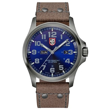 Luminox: Atacama Field Day/Date 1920 Series, Blue Dial/Gray Markings