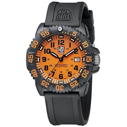 Luminox: 3050 Series Navy Seal Colormark Watch