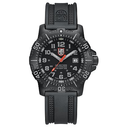 Luminox: ANU 4200 Series, 45mm Black Dial, Gray Markings