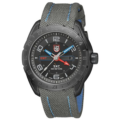 Luminox: XCOR SXC Steel GMT 5120 Space Series