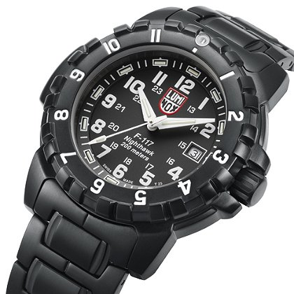 Luminox: F-117 Nighthawk 6400 Series
