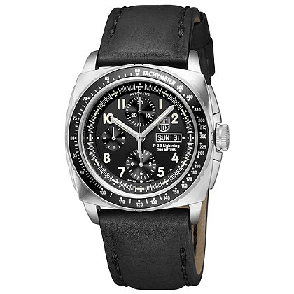 Luminox: P-38 Lightning Valjoux Automatic Chronograph 9460 Series