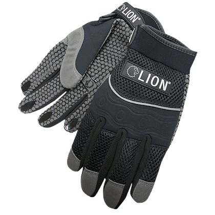 Lion: Mechflex Gripper Synthetic Glove