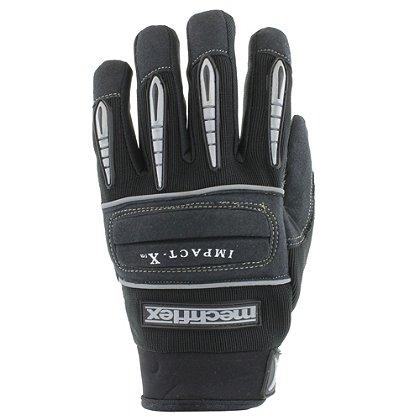 Lion Mechflex Impact Mechanic Gloves, Non-NFPA