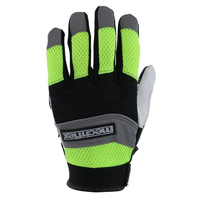 Lion: Mechflex Mechanics Hi-Viz Gloves