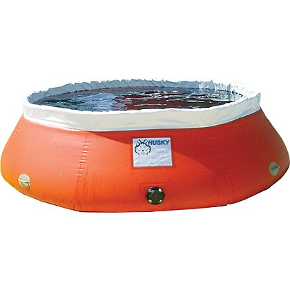 Husky: Self Supporting Water Tank