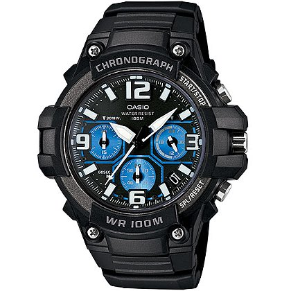 Casio: Analog Sports Watch