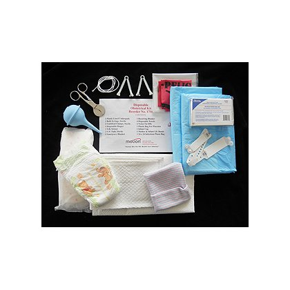 Motion Medical Distributing Emergency Obstetrical Kit
