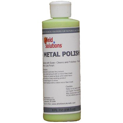 Shield Solutions: Metal Polish