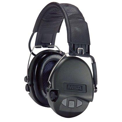 MSA Supreme Pro Earmuff, Passive Hearing Protection