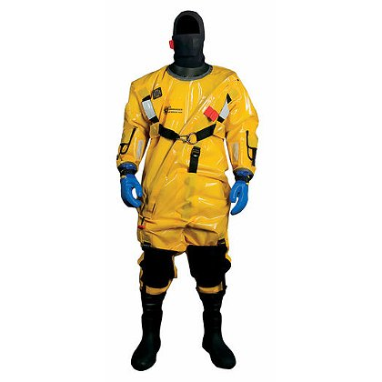 Mustang Survival: IC9002 02 Ice Commander Suit PRO, Adult Universal Size