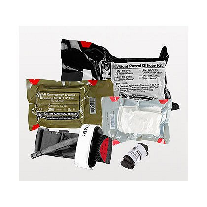North American Rescue: IPOK Individual Patrol Kit