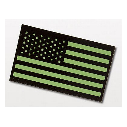 North American Rescue Infrared Flags, OD Green