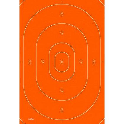 National Target: Repair Center For All B-27 Targets, Orange, Pack of 100