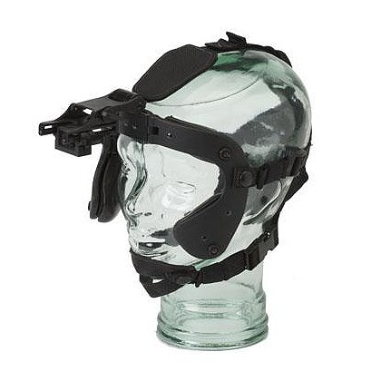 N-Vision Optics Head Mount for Facemask Assembly