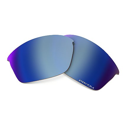 Oakley Accessory Lens Kit for Flak Jacket Deep Water Prizm, Polarized