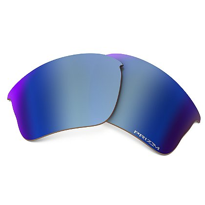 Oakley: Accessory Lens Kit for Flak Jacket XLJ Deep Water Prizm, Polarized