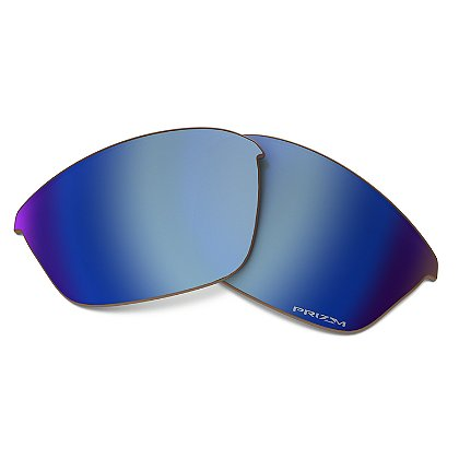 Oakley: Accessory Lens Kit for Half Jacket 2.0 Deep Water Prizm, Polarized