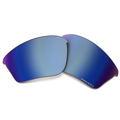 Oakley: Accessory Lens Kit for Half Jacket 2.0 XL Deep Water Prizm, Polarized