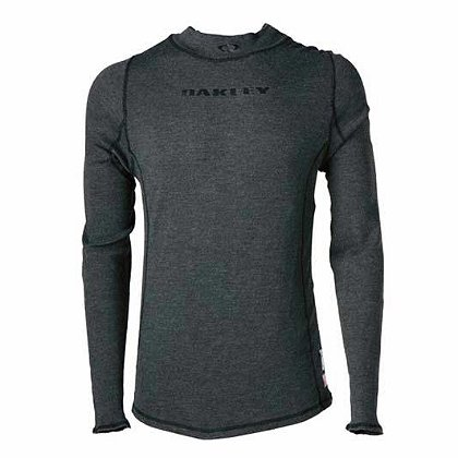 Oakley: CarbonX SI Base Layer Long Sleeve Top