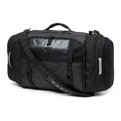 Oakley: Link Duffel Bag, Black