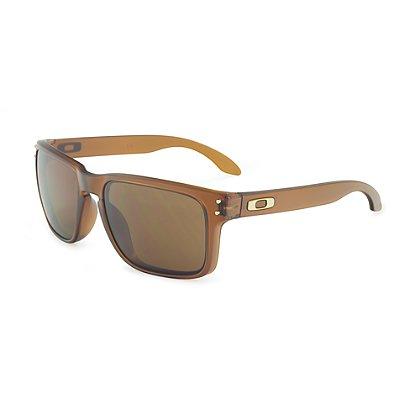Oakley MPH Holbrook Sunglasses, Amber/Dark Bronze
