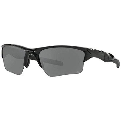 Oakley Polished Navy Half Jacket 2.0 XL Frames with Black Iridium Lens