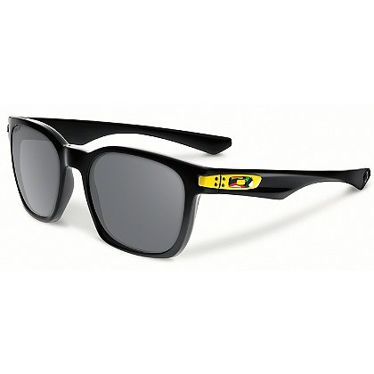 Oakley: Garage Rock VR/46, Police Black w/ Grey