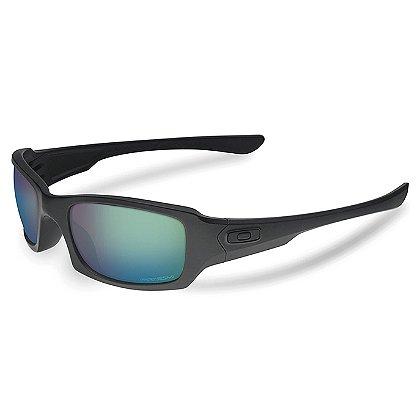 Oakley Prizm Maritime Polarized SI Fives Squared Sunglasses
