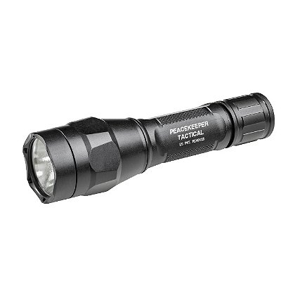 Surefire P1R Peacekeeper Tactical Rechargeable Single Output Flashlight