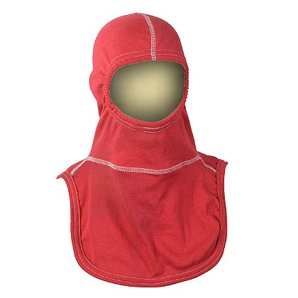 Majestic: PACII-3 Ply Red P84 Instructor's Hood
