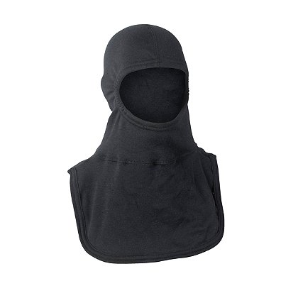 Majestic: PAC II 3-Ply 100% Black Nomex Instructor's Hood, NFPA 1971-2013
