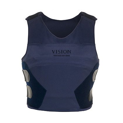 Point Blank: VISION Level II, Womens Ballistic Vest, NIJ 06, 2 Carriers