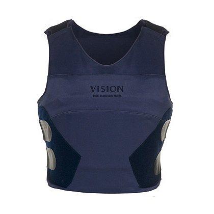 Point Blank: VISION Level IIIA, Female Ballistic Vest, NIJ 06, 2 Carriers