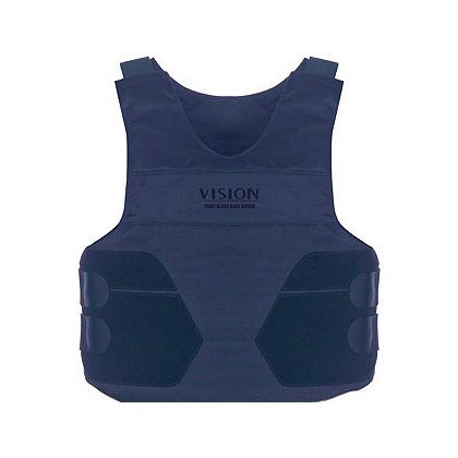 Point Blank: VISION Level IIIA, Men's Ballistic Vest, NIJ 06, 2 Carriers