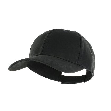 Pacific Headwear: Heavy Weight Cotton Duck Cap with Velcro Strap