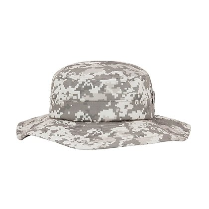 Pacific Headwear: Digital Camo Boonie Bush Hat